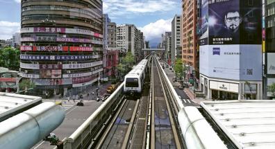 Některé linky metra jsou plně automatické