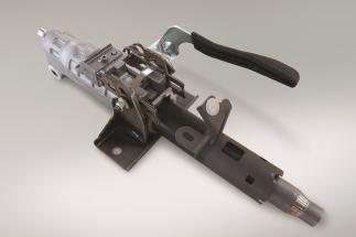 Deformační prvek sloupku řízení NSK je umístěn na vnější trubce tyče řízení