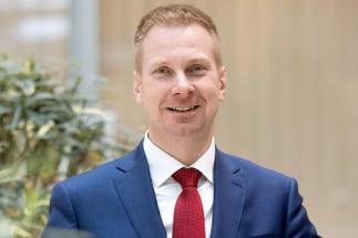 Martin Záklasník, předseda představenstva energetické společnosti E.ON