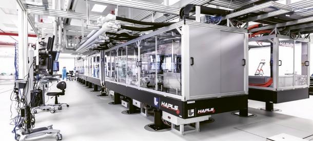 Laserový systém L3-HAPLS