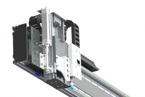 Vzorový manipulátor HIWIN znázorní kompletní možnosti polohování
