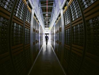 Datacentrum Facebooku ve švédském Lulea