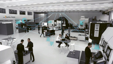 Každá servisní aplikace prochází u společnosti Walter důsledným testováním na strojích v technologickém centru Walter. Vedle toho navíc probíhá úzká spolupráce přímo s uživateli. Tak je zajištěno, že vznikají řešení připravená na praktickou aplikaci, která již od prvního dne mohou rozvíjet svůj potenciál z hlediska růstu efektivity