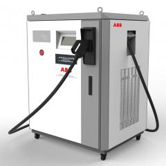 Revoluční nabíjecí stanice ABB Terra HP dokáže za pouhých osm minut nabíjení prodloužit dojezd běžného elektrického vozidla o 200 km.