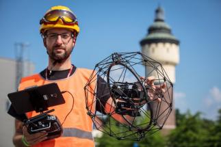 Bureau Veritas sází v Česku na pokročilé technologie. Digitalizuje služby pro řízení budov, inspektorům pomáhají také drony