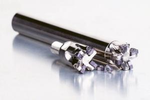 Řada SWN04C je vhodná pro polodokončování a dokončování oceli, kalené oceli a litiny