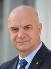 Předseda Rady ČPS Martin Slabý
