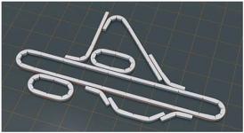 Úplná flexibilita topologie ACOPOStracku umožňuje přecházet do všech typů otevřených a uzavřených uspořádání. Záleží jen na kombinaci zvolených segmentů