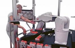 V expozici návštěvníci uvidí, jak snadno jsou roboty od různých výrobců integrovány do řídicího systému