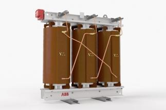Digitální transformátor ABB Ability™ TXpert™ Dry