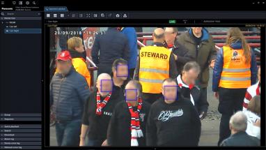 Fotbalové fanoušky v Belgii bude na stadion pouštět biometrická brána, která rozpozná jejich obličej