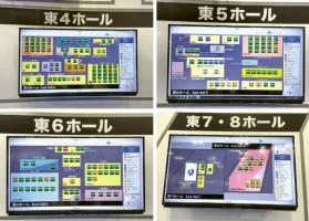5 Internet věcí není jen teorie nebo vize, ale žhavá realita. Celá východní část tokijského výstaviště Big Sight se během veletrhu proměnila v jednu obrovskou digitální továrnu. Organizátorům se podařilo to, co dosud nedokázal nikdo jiný: propojit více než 300 různých strojů od 72 výrobců a udržet je v chodu po celých šest dní trvání veletrhu. Při pohledu na monitorovací panely umístěné v provizorním velíně v pavilonu 7 jsme všichni měli v hlavě jedinou myšlenku: Jak dlouho ještě bude záležet na tom, kdo fyzicky vyrobil ten který stroj, a jak dlouho bude trvat, než konkurence tak, jak ji chápeme dnes, přestane mít smysl?