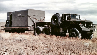 Americký mobilní reaktor ML-1 ze 60. let