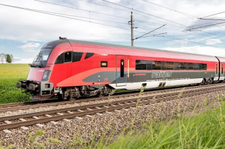 Ilustrační obrázek /Zdroj: Österreichische Bundesbahnen/
