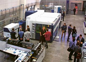 Diskuse u 6kW laseru TruDisk u systému TruLaser 3030 fiber