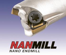 Obr. 5: 90° stopková fréza řady NanMill