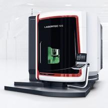 LASERTEC 125 Shape byl speciálně navržen pro texturování velkých forem až do průměru  Ø 1 250 × 700 mm