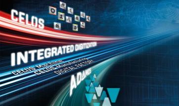 Produkty a řešení pro integrovanou digitalizaci výrobních procesů.