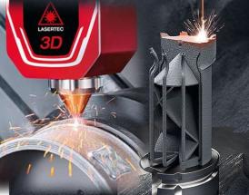 Portfolio společnosti zahrnuje čtyři kompletní výrobní řetězce pro aditivní výrobní postupy s práškovou tryskou a v práškovém loži.