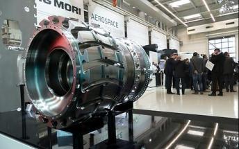 Centrum DMG MORI Aerospace Excellence Center vyvíjí optimální výrobní řešení pro aplikace v leteckém průmyslu.
