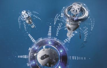 AquaJellies: Autonomní chování s pomocí integrované komunikace a technologie čidel