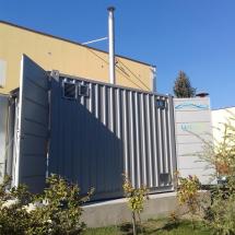 Mikroelektrárna WAVE v Mikolajicích