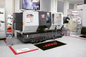 CNC soustružnické centrum Haas ST-20Y