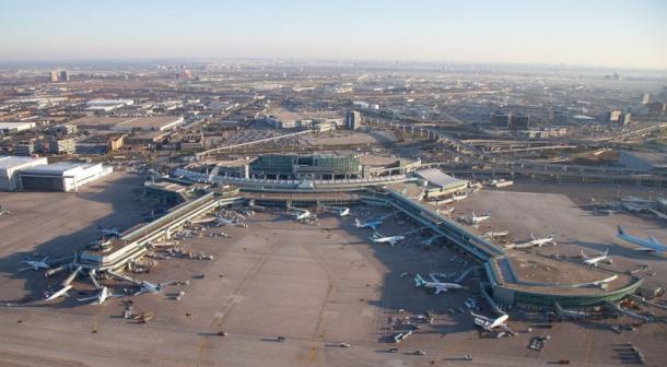 Pearsonovo mezinárodní letiště v Torontu