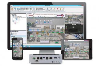 Pomocí rozšířené funkce MultiMonitor tohoto softwaru mohou společnosti zlepšit vizualizaci vícero aplikací nebo velkých samostatných aplikací