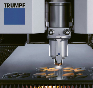 CoolLine: cílené chlazení obrobku během procesu řezání umožňuje řezání složitých geometrií a výrazně zvyšuje procesní bezpečnost při zpracování silných materiálů