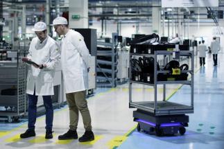 Investice do autonomních mobilních robotů se vrátila během jednoho roku