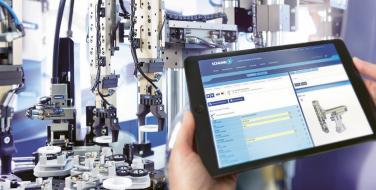 SCHUNK výrazně rozšiřuje své digitální nástroje: s konfigurátory pro uchopovací otočné jednotky, stejně jako modulární montážní automatizaci mohou uživatelé výrazně snížit své úsilí při konstruování a montáži