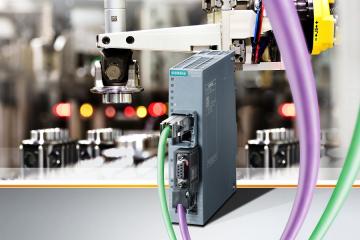 Nový modul Scalance M804PB umožňuje připojení existujících technologií a strojů s rozhraním Profibus nebo MPI (Multi-Point Interface)