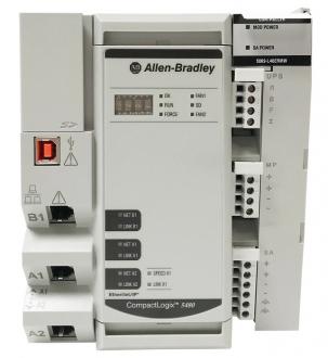 Řídicí systém Allen-Bradley CompactLogix 5480 nabízí systémy Logix a Windows na jediné platformě