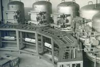 Stanice potrubní pošty, 50.-60.léta