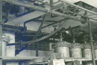 Strojovna potrubní pošty, 50.-60. léta