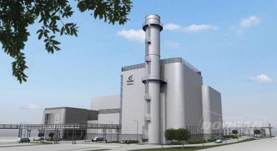 155MW parní turbína do paroplynového cyklu ve varšavské elektrárně