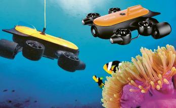 Podvodní dron titan