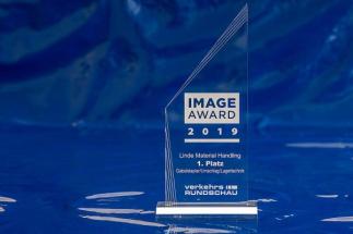Linde Material Handling pokračuje v unikátní sérii získaných ocenění Image Award udělovaných časopisem VerkehrsRundschau