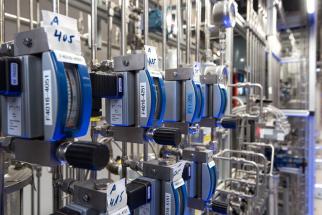 Nové výzkumné centrum BASF na katalyzátory