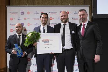 Cena FČOK za Podnikatelský příběh pro easy BNB