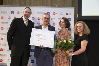 Cena FČOK za environmentální odpovědnost pro Groupe SEB