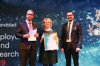 SAP Services Randstad Award 2019