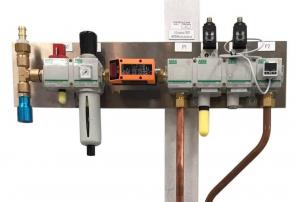 Obrázek 4: Modulární sestavy pro úpravu vzduchu přizpůsobené požadavkům zákazníka