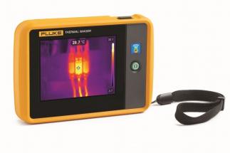 Odolná přenosná termokamera pro průmyslové kontroly. Na správném místě. Ve správnou dobu. Se správným nástrojem.