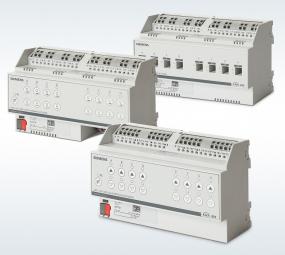 Produktová řada Gamma KNX byla rozšířena o nová zařízení určená pro montáž na DIN lištu