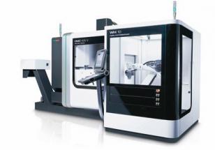 Obr. 4: Stroj s robotickou buňkou WH 10