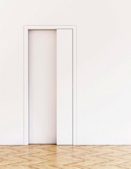 Novinka MUTEO spojuje dveře a kliku v jediný celek