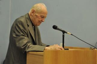 Profesor Šimáně zůstal aktivní i v pozdním věku