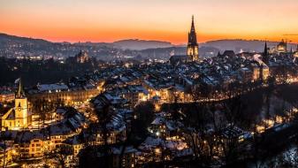 Komerční síť 5G je zatím dostupná v 54 městech ve Švýcarsku. (Zdroj: Ericsson)